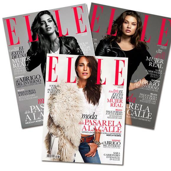 Revista Elle Noviembre 2013