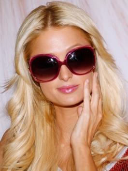Cara cuadrada: Paris Hilton