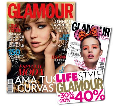 Revista Glamour Noviembre 2013