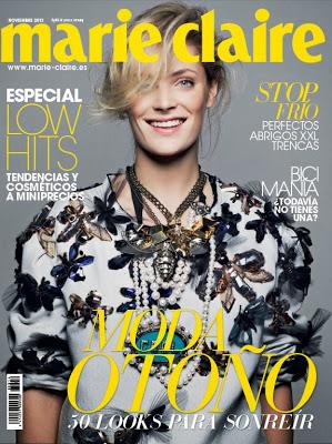 Revista Marie Claire Noviembre 2013
