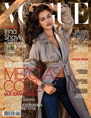 Revista VOGUE Noviembre 2013