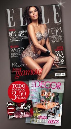 Revista diciembre elle