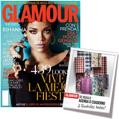 Regalo Revista glamour