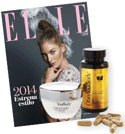 revista Elle suscripción 12meses