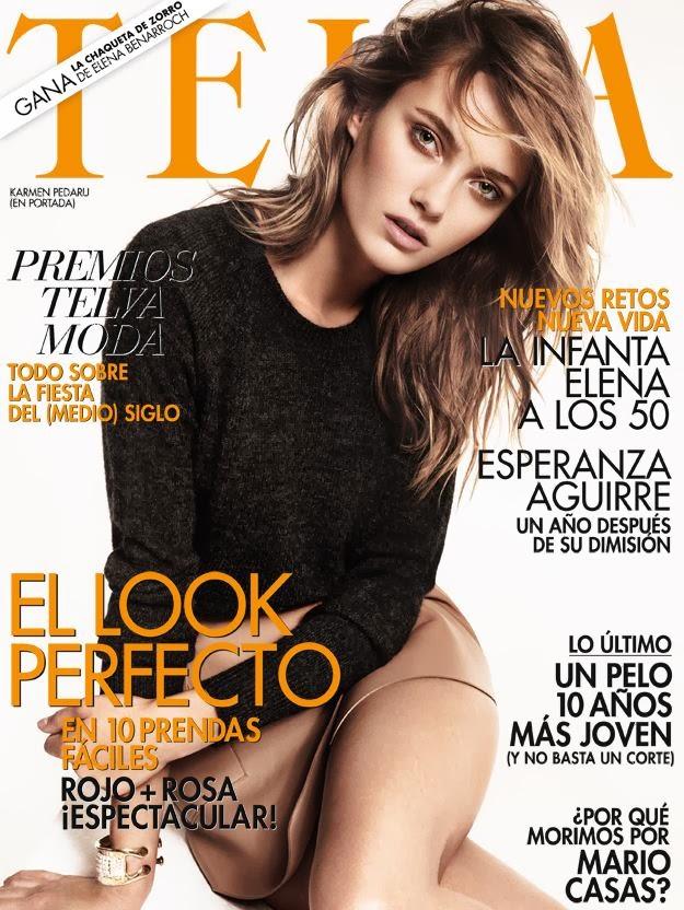 Revista telva enero 2014