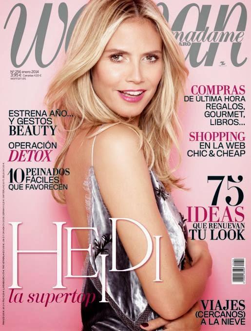 Revista woman enero 2014