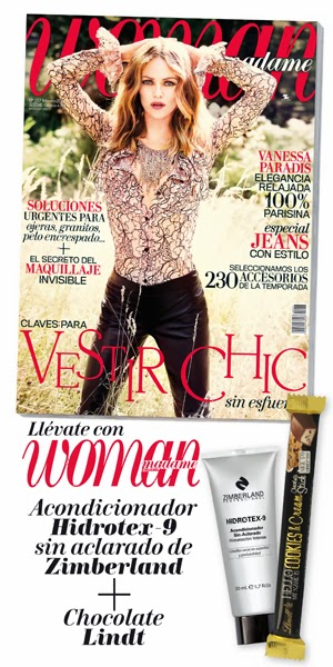Regalo Revista Woman Febrero 2014