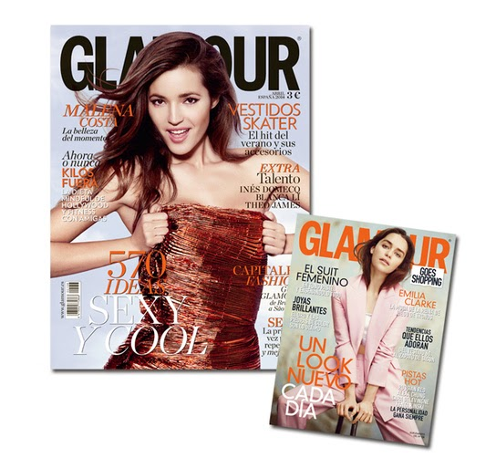 Regalo revista Moda Glamour