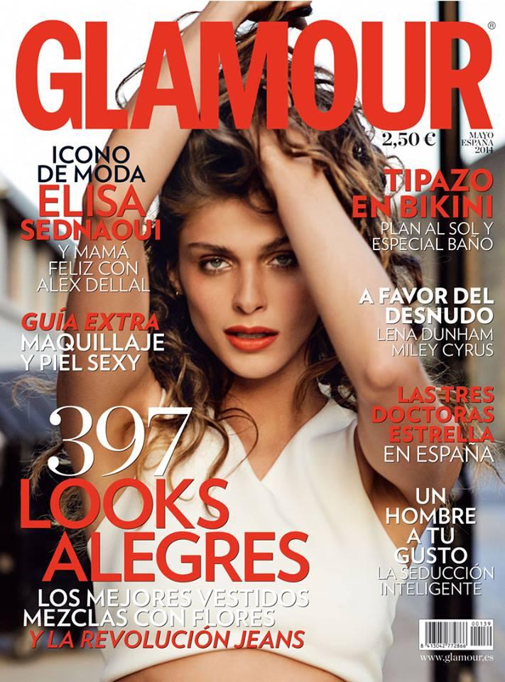 revista  Glamour mayo 2014