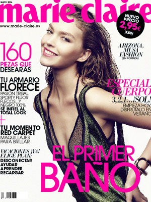 Revista Marie Claire Mayo 2014