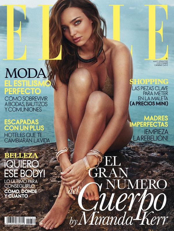 Revista Elle Mayo 2014