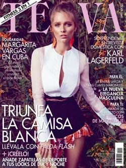 Revista Telva Mayo 2014