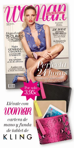 Revista Woman Mayo 2014