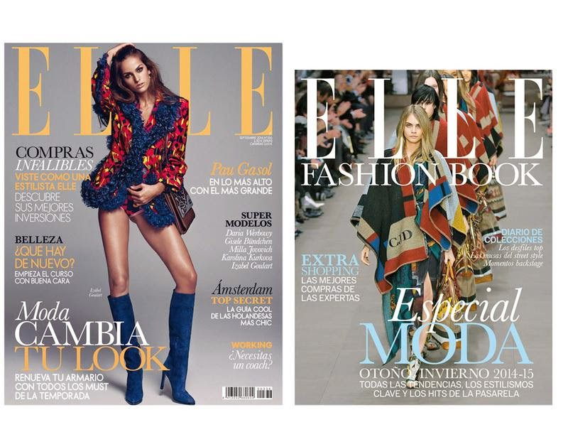 Regalo Revista Elle agosto