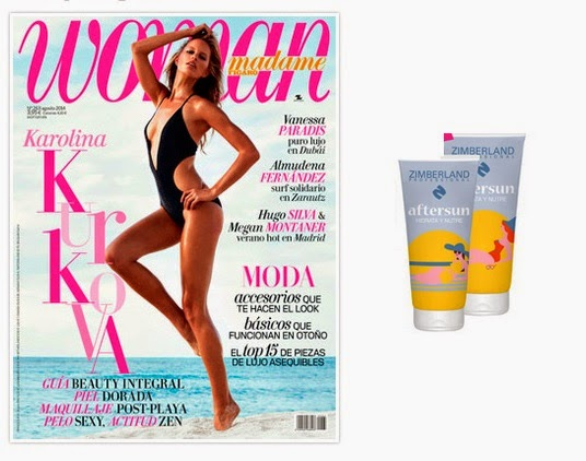regalo revista woman agosto