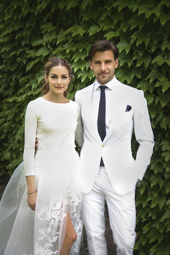 Olivia Palermo Boda celebrities