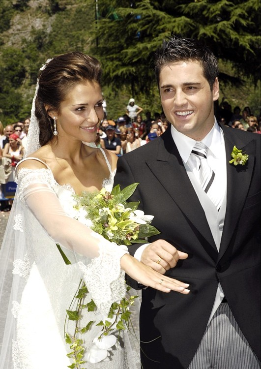 Paula Echevarria Boda celebrities