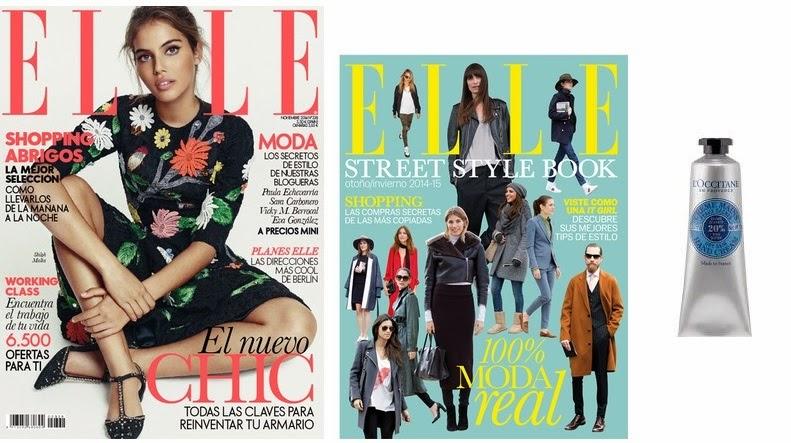revista elle noviembre 2014