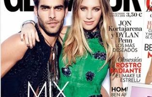 revista glamour noviembre 2014