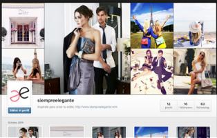 Instagram siempreelegante