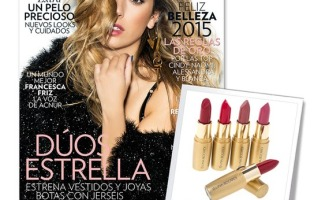 regalo revista enero 2015 Glamour
