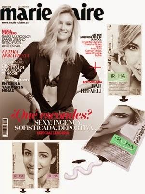 regalo revista enero 2015 marie claire