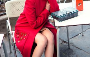 Miriam Giovanelli look del dia