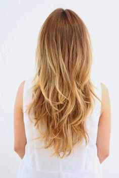 cabello a capas