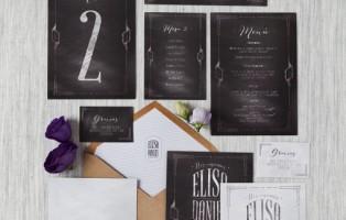 11 INVITACIONES DE BODA ORIGINALES