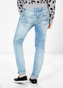Pantalones de Pepe Jeans corte boyfriend