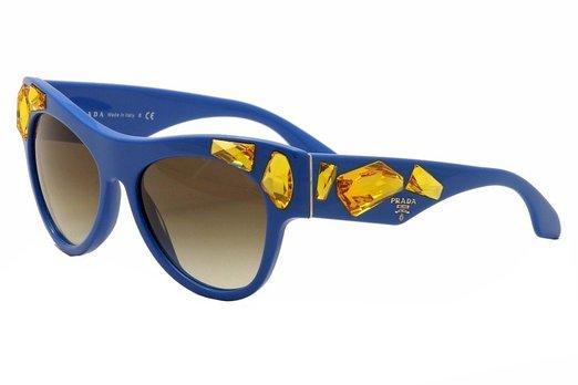 Gafas de sol joyería de Prada